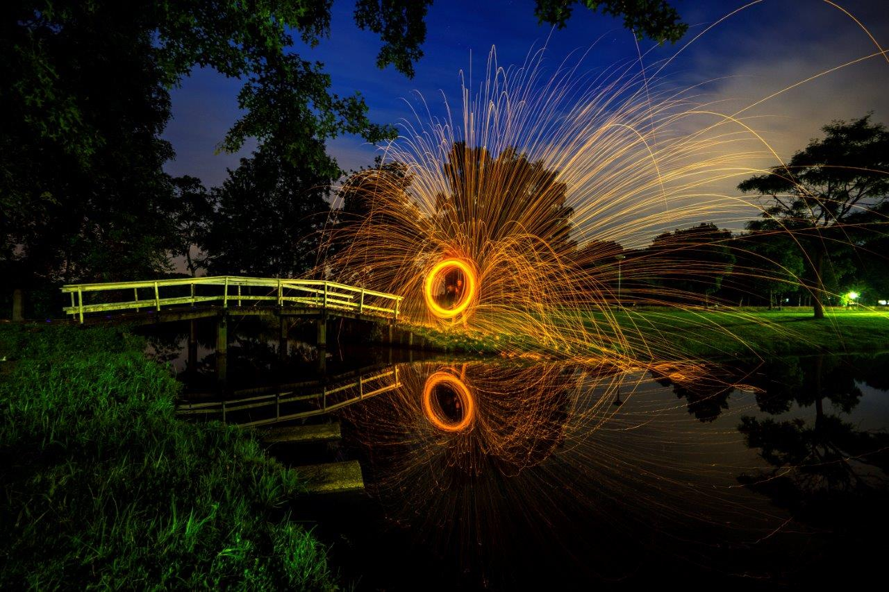 Light Painting by CCC FotoUnie (2)
